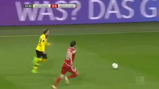 Borussia Dortmund Ingolstadt goals and highlights