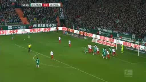 Werder Bremen RB Leipzig goals and highlights