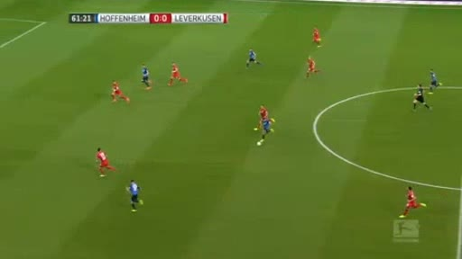 Hoffenheim Bayer Leverkusen goals and highlights