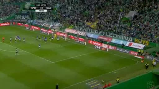 Sporting Lisbon Nacional goals and highlights