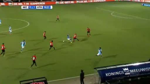 Nijmegen Utrecht goals and highlights