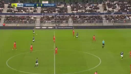 Bordeaux Montpellier goals and highlights