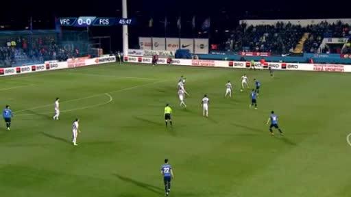 Viitorul Constanta Steaua Bucharest goals and highlights