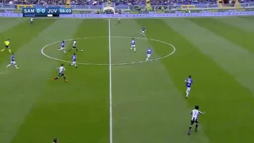 Sampdoria Juventus goals and highlights