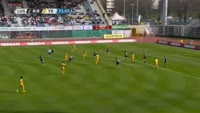 Miralem Sulejmani scores in the match Lugano vs Young Boys