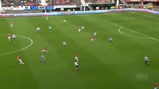 Alkmaar Den Haag goals and highlights
