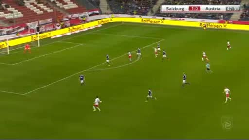 Salzburg Austria Wien goals and highlights