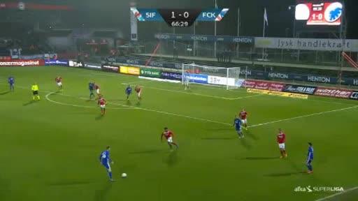 Silkeborg FC Copenhagen goals and highlights