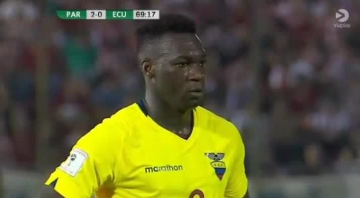 Paraguay Ecuador goals and highlights