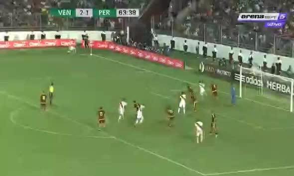 Venezuela Peru goals and highlights