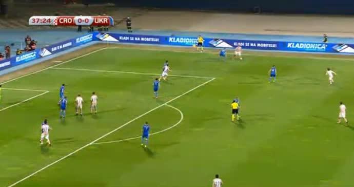 Croatia Ukraine goals and highlights