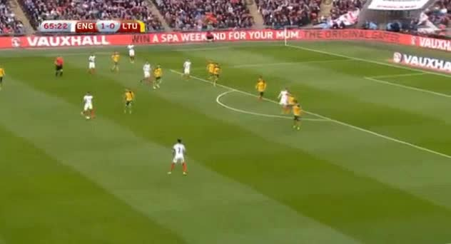 England Lithuania goals and highlights