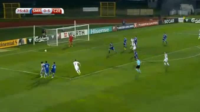 San Marino Czech Republic goals and highlights