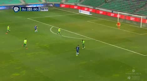 Olimpija Ljubljana Gorica goals and highlights