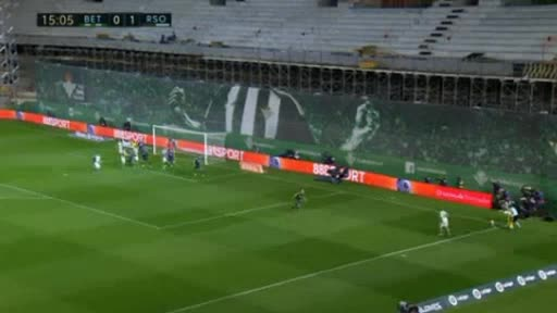 Betis Real Sociedad goals and highlights