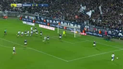 Bordeaux Lyon goals and highlights