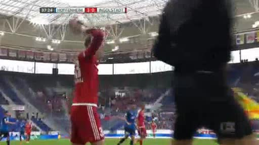 Hoffenheim Ingolstadt goals and highlights
