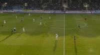 Stefan Hierlander scores in the match Sturm Graz vs Altach