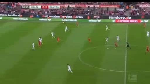 Köln Bayern Munich goals and highlights