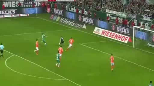 Werder Bremen Darmstadt 98 goals and highlights