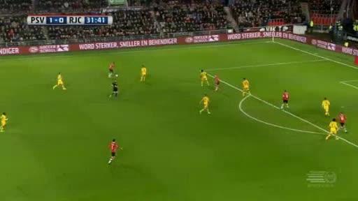 PSV Roda goals and highlights