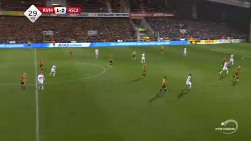 Mechelen Anderlecht goals and highlights