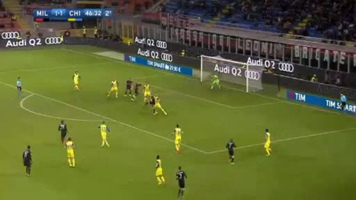 AC Milan Chievo goals and highlights