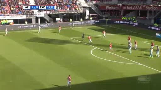 Alkmaar Excelsior goals and highlights