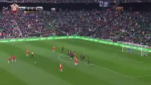 Krasnodar FK Spartak Moscow goals and highlights