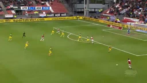 Utrecht Den Haag goals and highlights