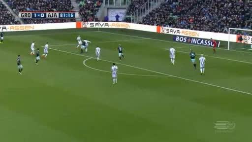 Groningen Ajax goals and highlights