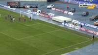 Muzafer Ejupi scores in the match Osijek vs Hajduk Split