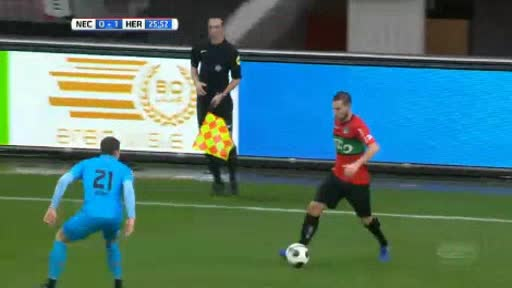 Nijmegen Heracles goals and highlights
