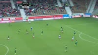 Fransergio Fransergio scores in the match Maritimo vs Setubal