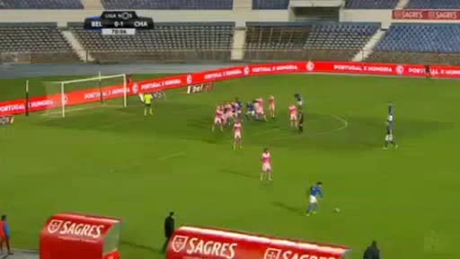 Belenenses Chaves goals and highlights