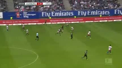Hamburger Köln goals and highlights