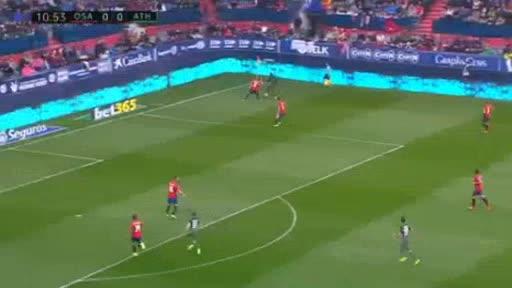 Osasuna Ath. Bilbao goals and highlights
