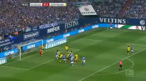 Schalke Borussia Dortmund goals and highlights
