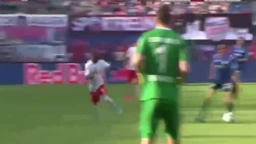 RB Leipzig Darmstadt 98 goals and highlights