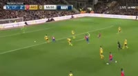 Video from the match Crystal Palace vs Arsenal