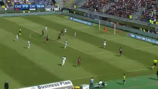 Cagliari Chievo goals and highlights