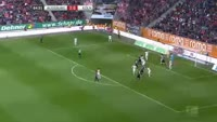 Philipp Max scores own goal in the match Augsburg vs Koln