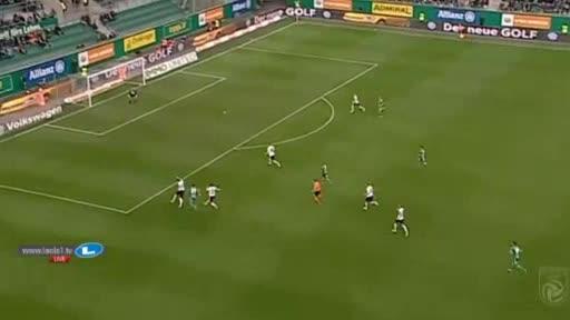 Rapid Wien Altach goals and highlights