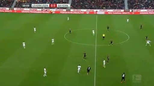 Bayer Leverkusen Bayern Munich goals and highlights
