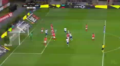Braga FC Porto goals and highlights