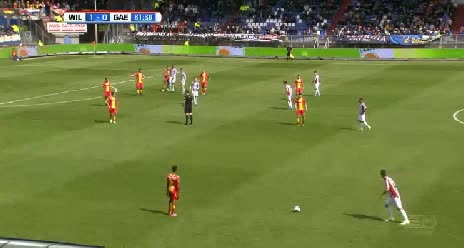Willem II G.A. Eagles goals and highlights