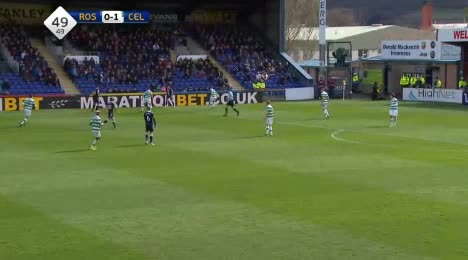 Ross County Celtic goals and highlights