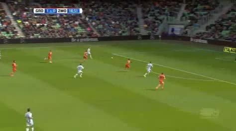 Groningen Zwolle goals and highlights