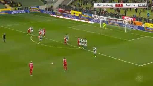 Mattersburg Austria Wien goals and highlights
