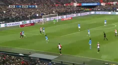 Feyenoord Utrecht goals and highlights